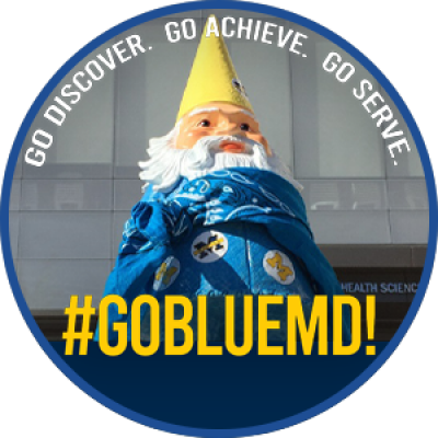 #GoBlueMD