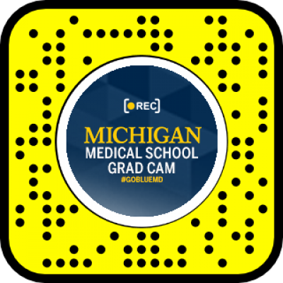 Michigan Medical School Grad Cam