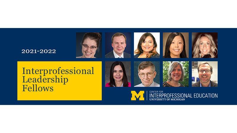 2021-22 Interprofessional Fellows
