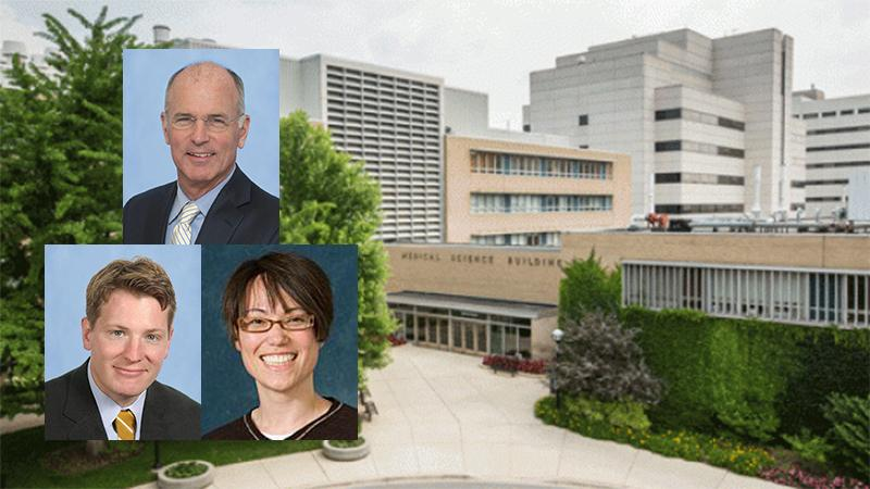 Three new Medical School appointments
