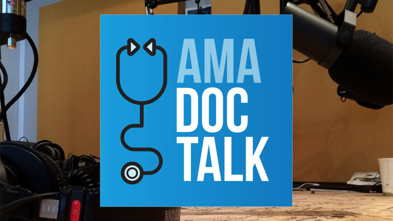 AMA Doc Talk podcast