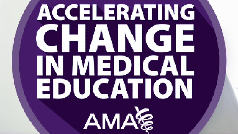 AMA accelerating change