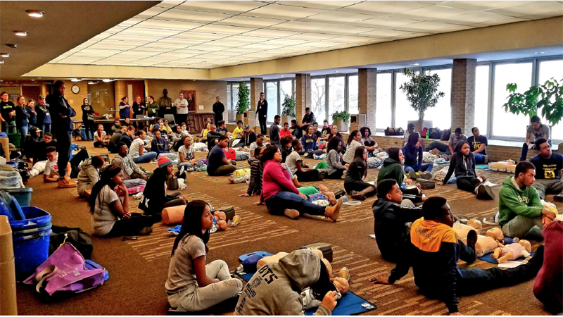 CPR Saturday at Michigan Medicine