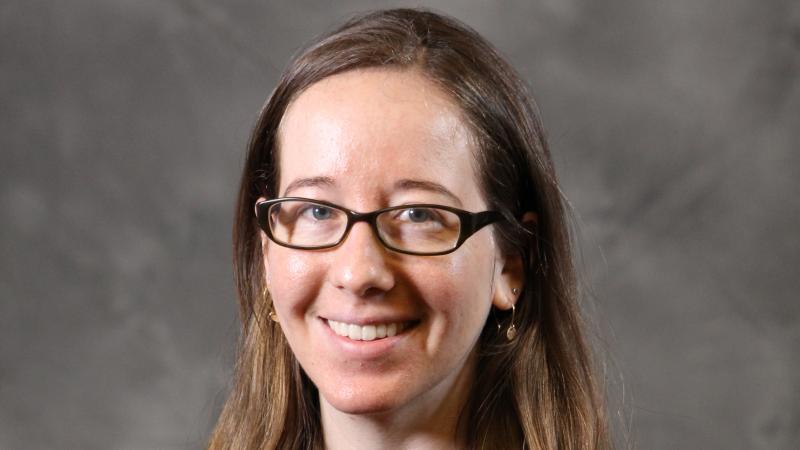 Medical student Rebecca Grossman-Kahn