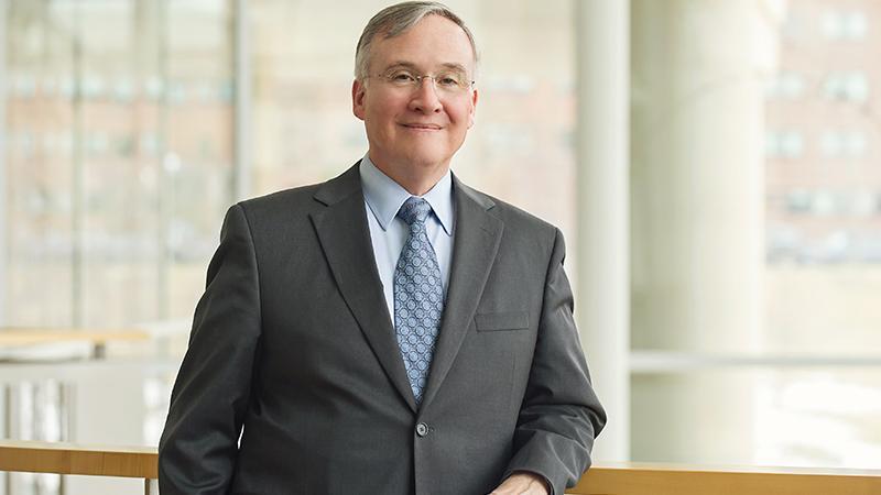 James O. Woolliscroft, M.D.