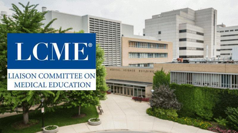 Launch of LCME self-study