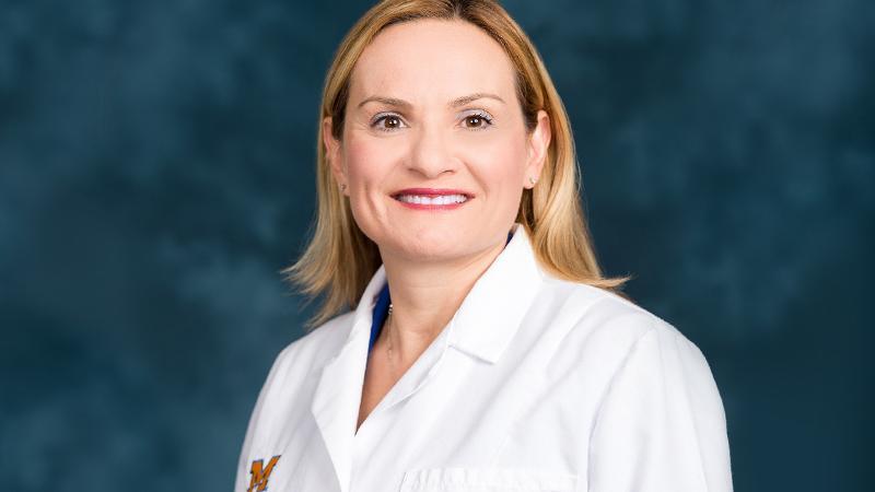 Maya M. Hammoud, M.D.