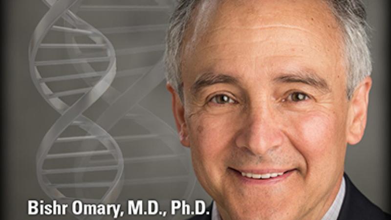 Bishr Omary, M.D., Ph.D.