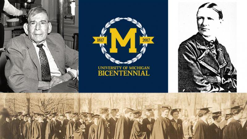 History of professorships in U-M Medical School