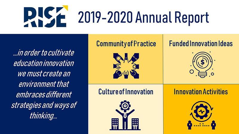 RISE annual report