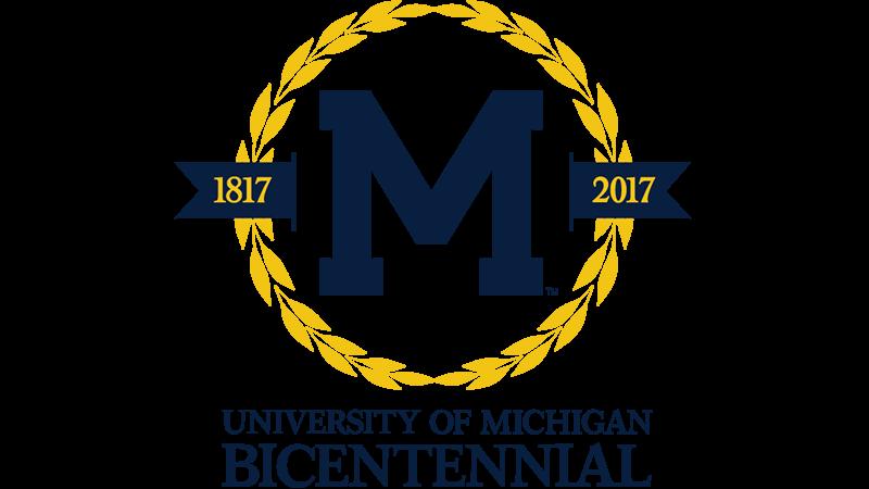 UM Bicentennial Logo