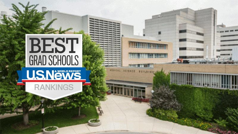 U.S. News and World Report graduate school rankings