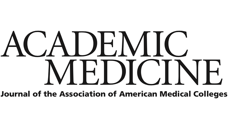 Academic Medicine: Journal of the Association of American Medical Colleges