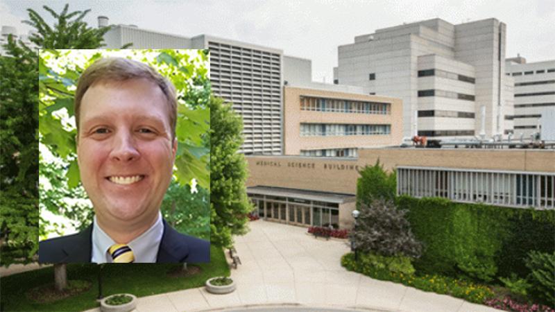 John C. Burkhardt, M.D., Ph.D., named Macy Faculty Scholar