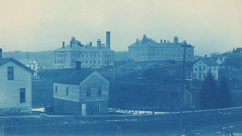 Catherine Street hospitals