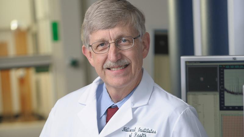 NIH Director Francis S. Collins, M.D., Ph.D.