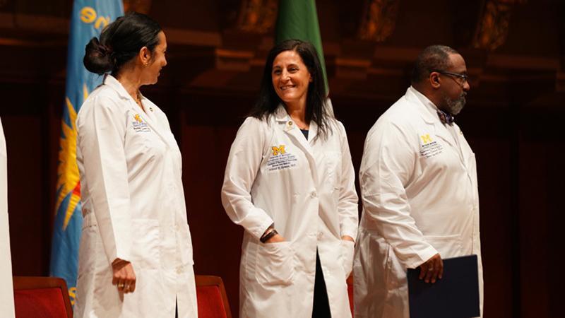 University of Michigan Medical School education deans
