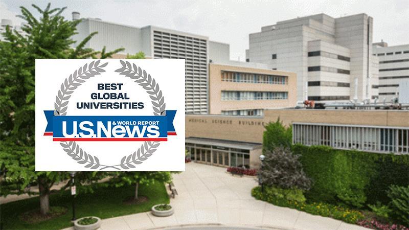 U.S. News and World Report global universities rankings