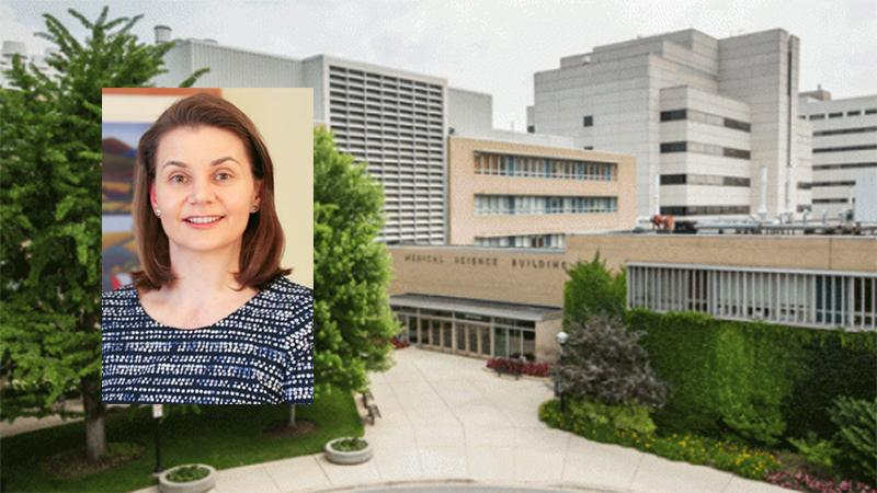 Mary-Ann Mycek appointed chair of Biomedical Engineering