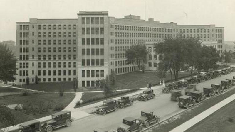 Old Main hospital