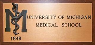 University of Michigan Medical School 1848