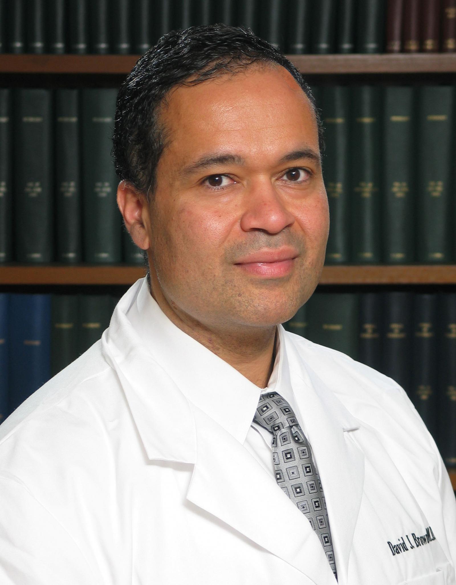 David Julius Brown MD