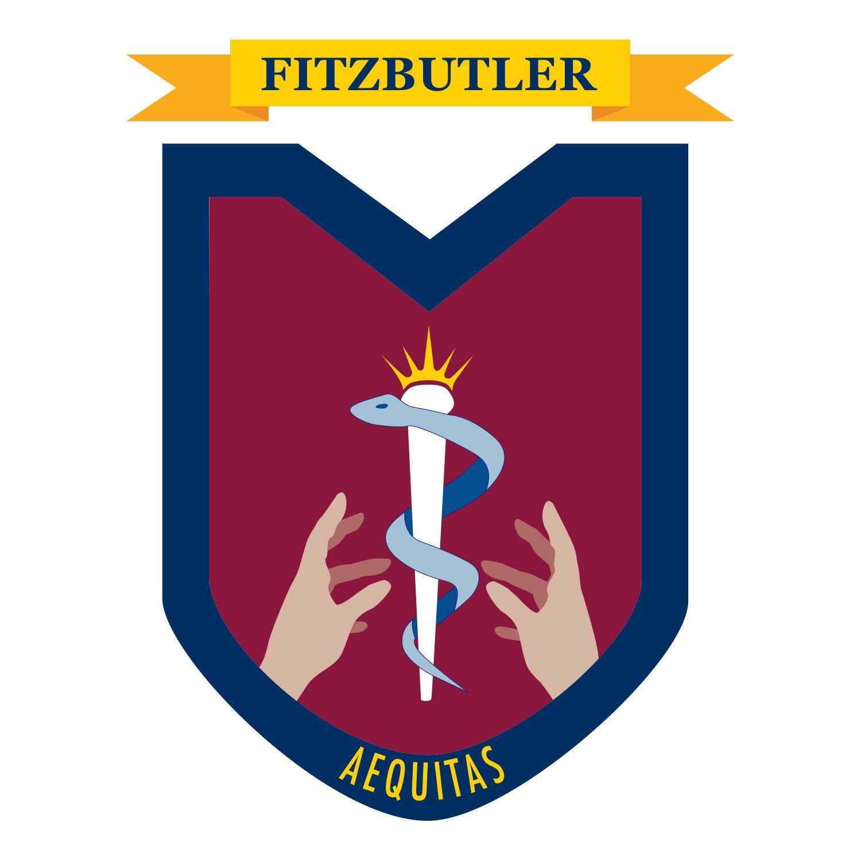 Fitzbutler House insignia