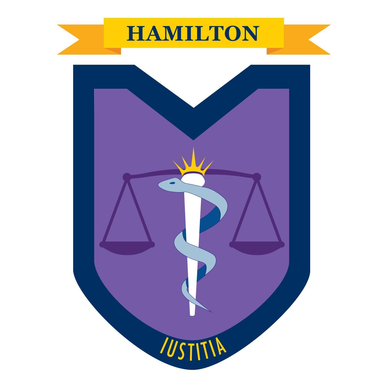 Hamilton House insignia
