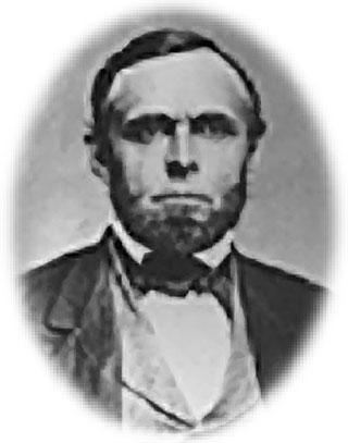 Silas Douglas, M.D., elected, 1853-57, 1862-68