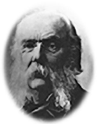 Moses Gunn, M.D., elected, 1858-1859