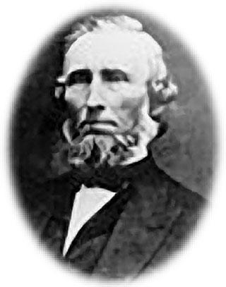 Abram Sager, M.D., elected, 1850-1851, 1859-1861, 1868-1875