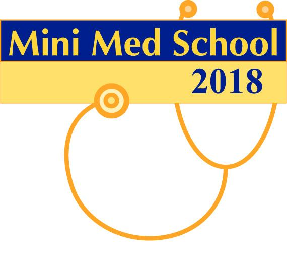 Mini Med School 2018 logo