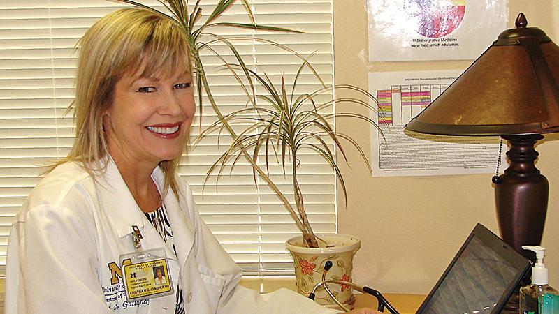 Kristina Gallagher, MD