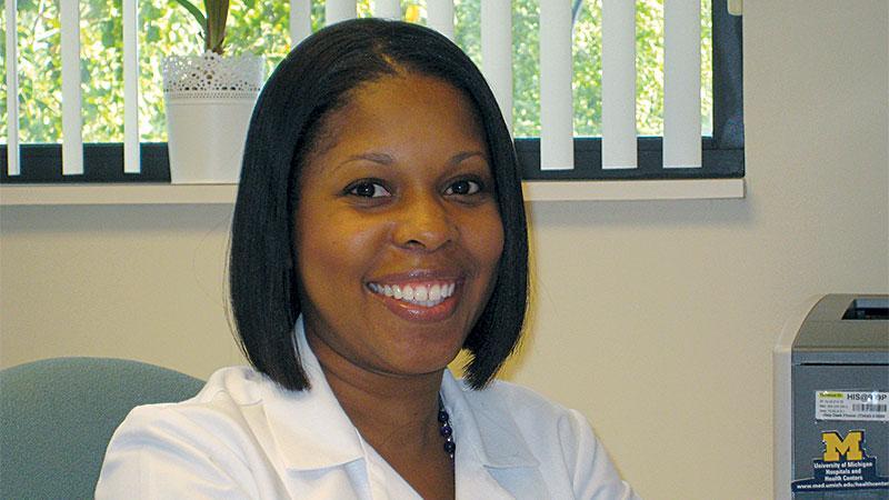 Dr. Stefani Hudson