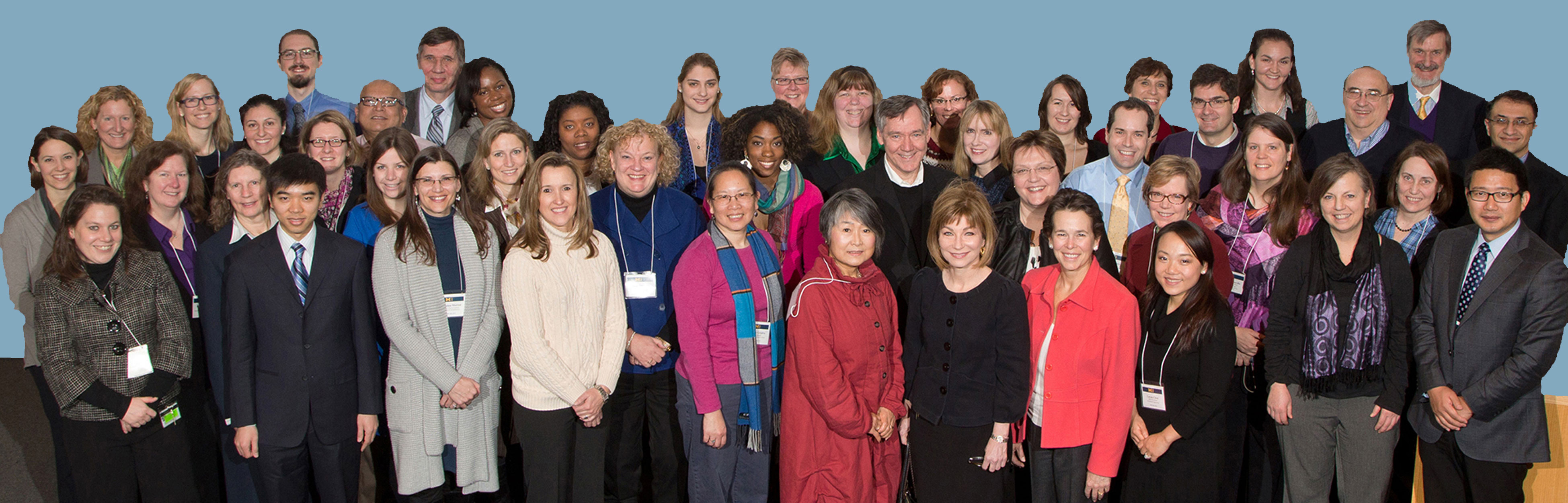 Pelvic Floor Research Group Day Group Photo