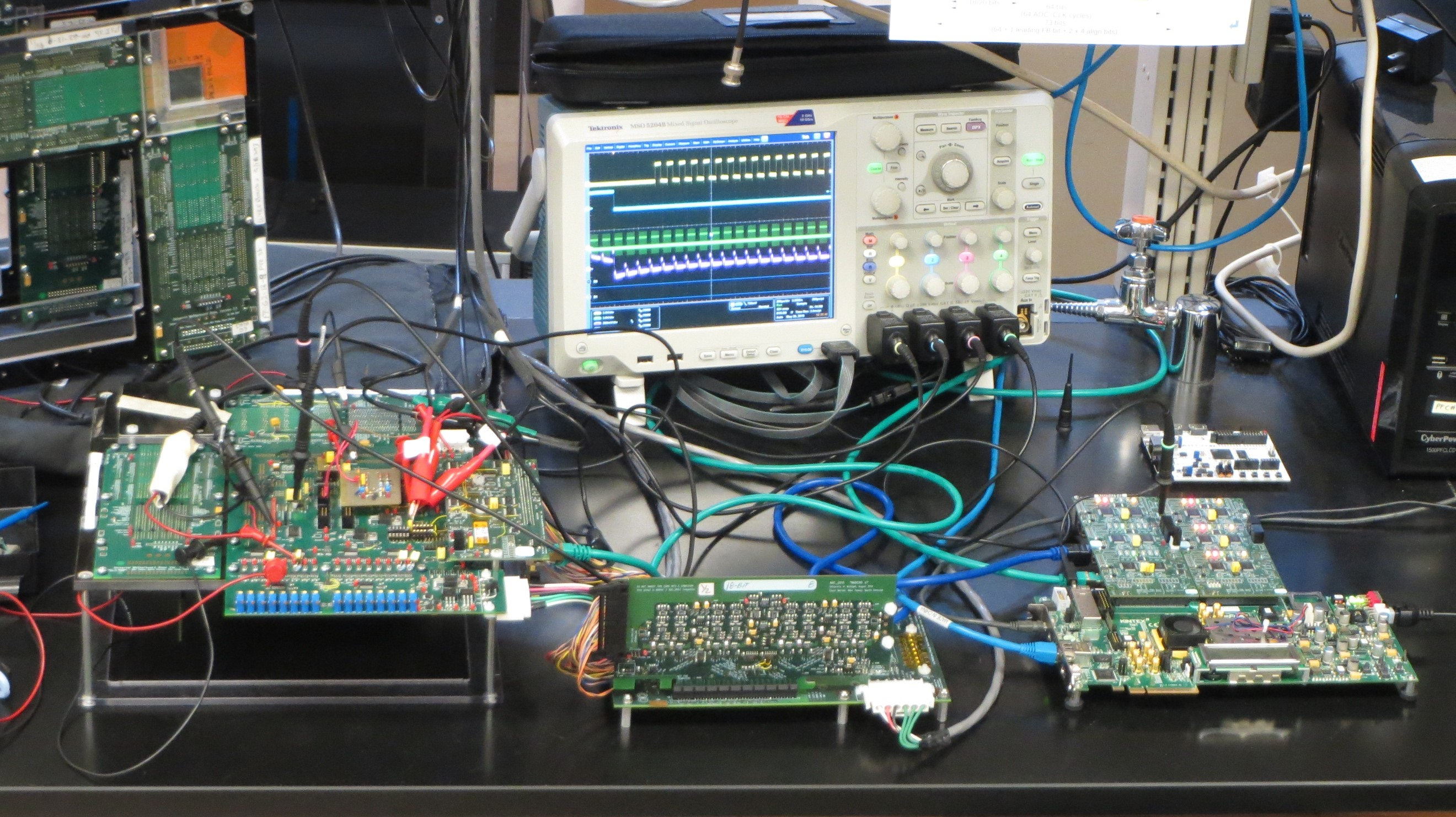 Active Pixel Backplane Research 3