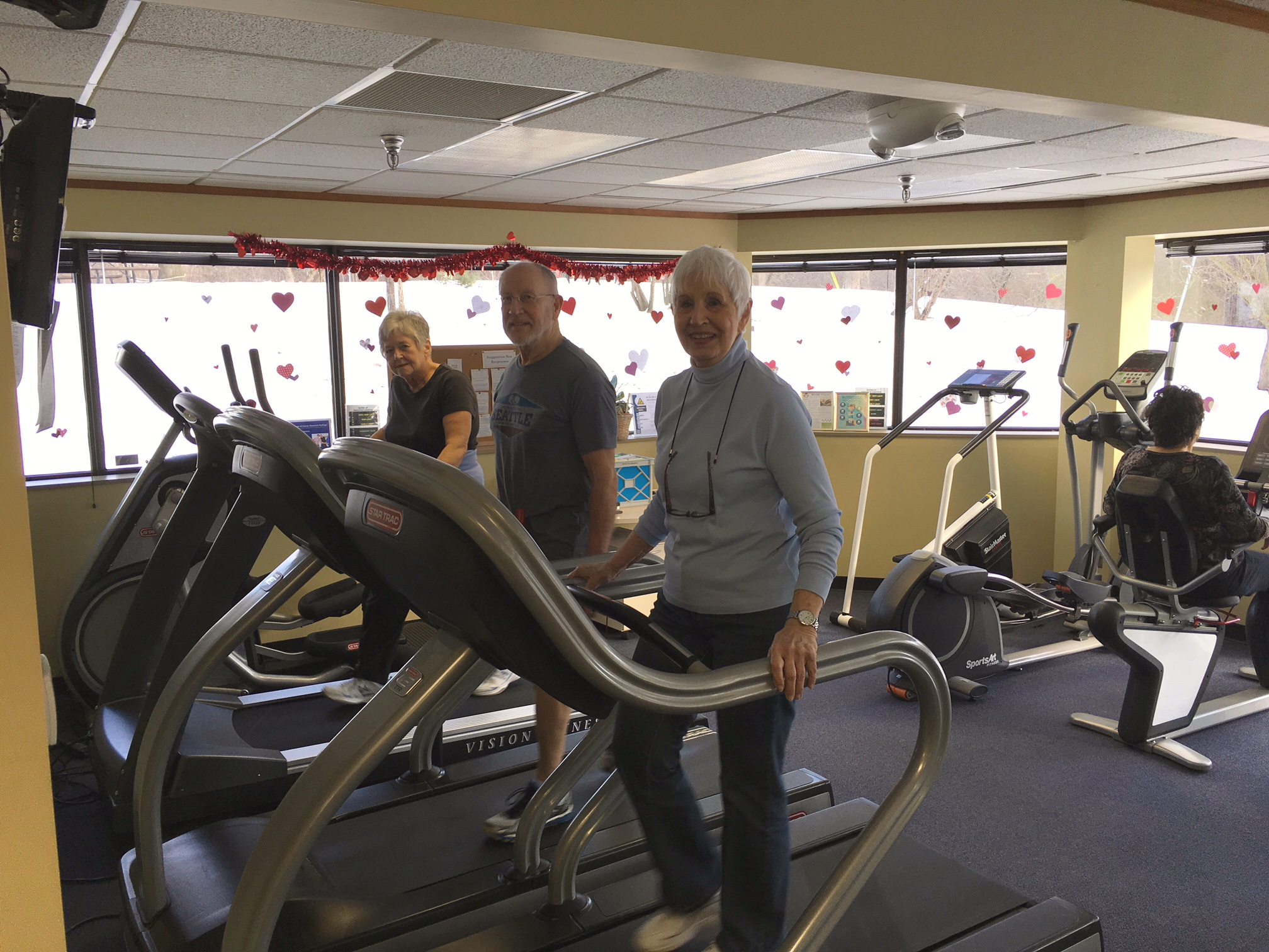 Functional fitness for older adults physical medicine and