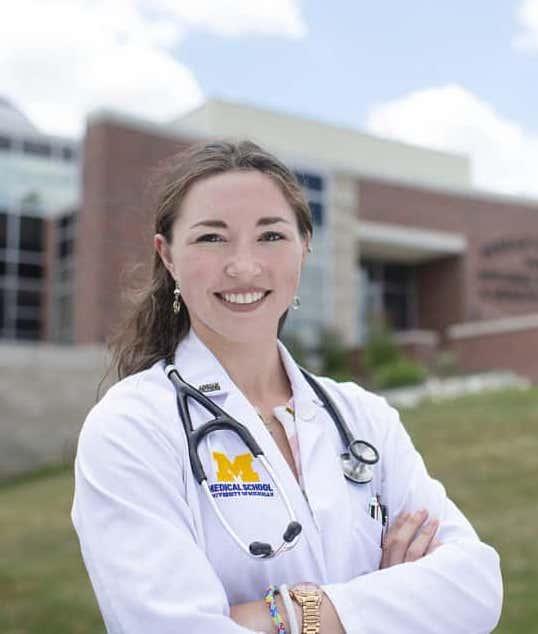 Allyse Zondiak, U-M Medical School student
