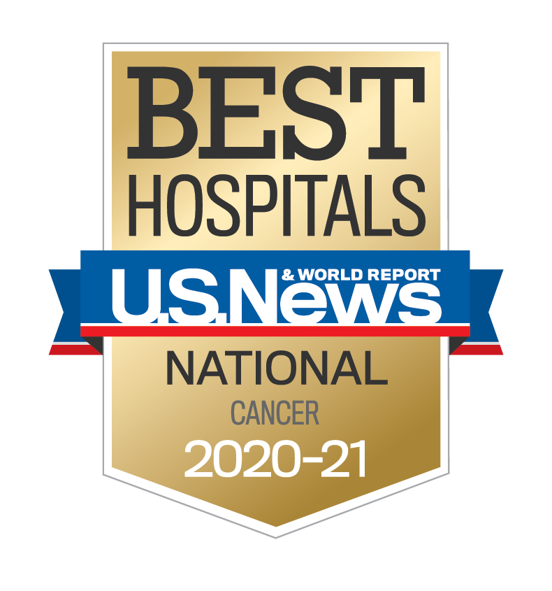 US News- Best cancer hospitals 2017