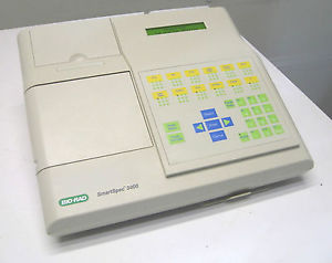Bio-Rad/BioRad SmartSpec/Smart Spec 3000 UV/Visible Spectrophotometer