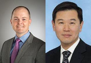 Drs. Chad Brummett and Daniel Clauw
