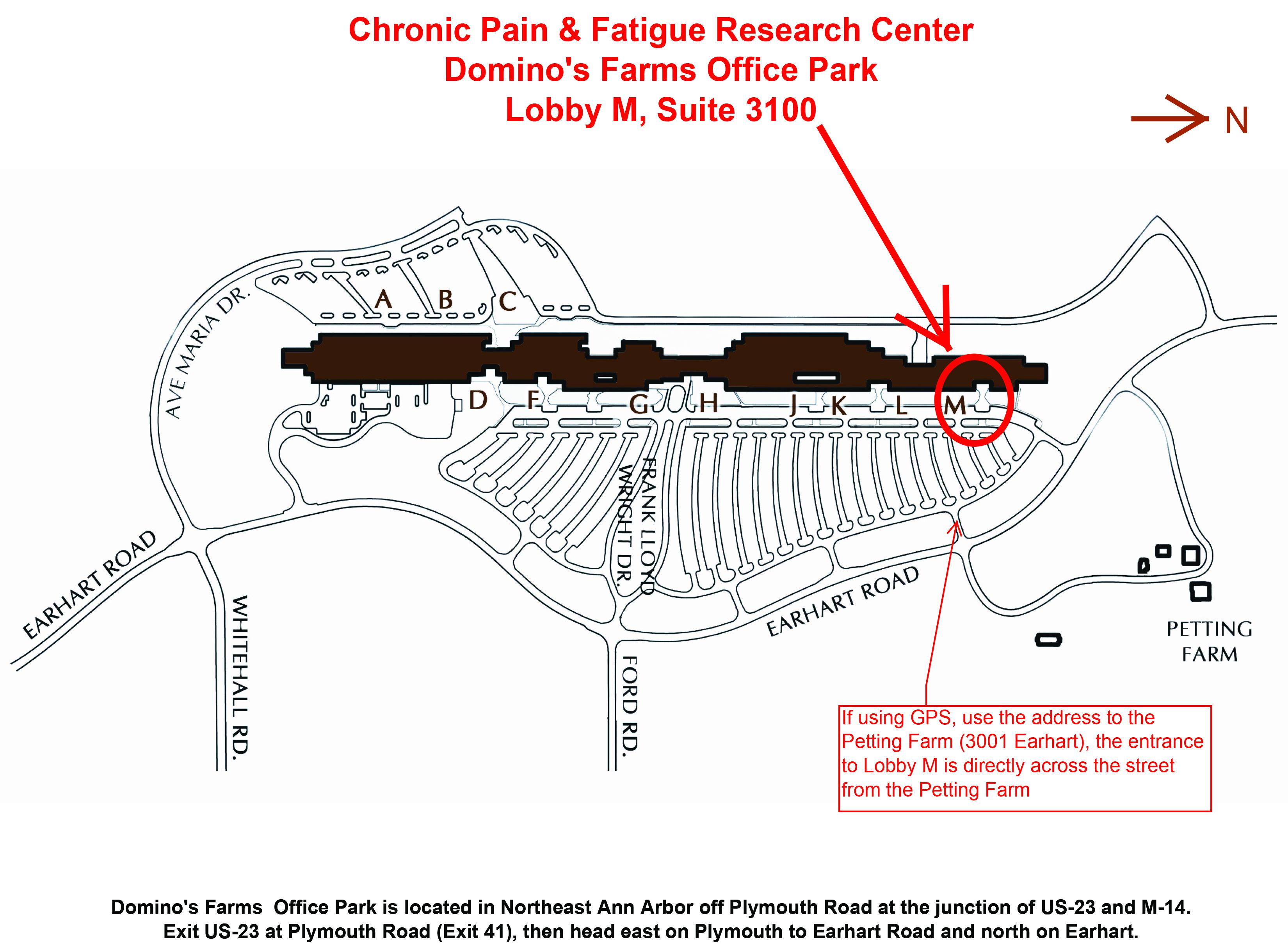 CPFRC Map