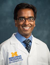 Apu Chakrabarti, MD