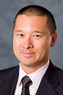U-M Internal Medicine CME Course Director, Dr. William Chey