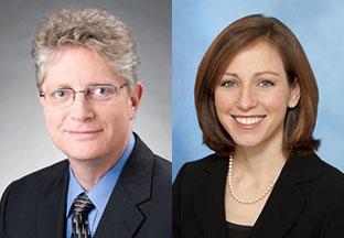 Drs. Andrew Chang and Jennifer Waljee