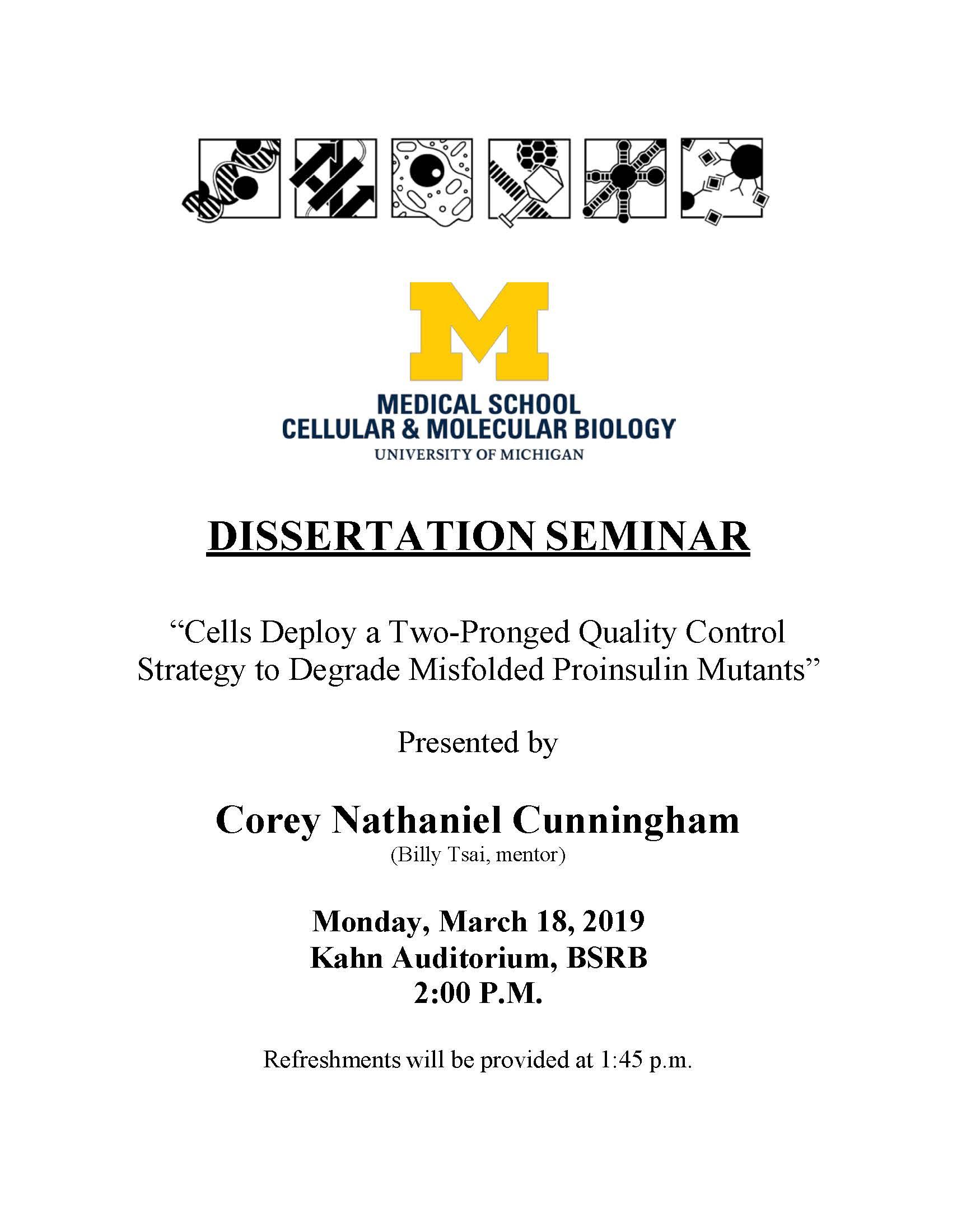 Corey Cunninghan Dissertation