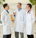 Drs. Raymond Yung, Marcos Montagnini, and Adam Marks