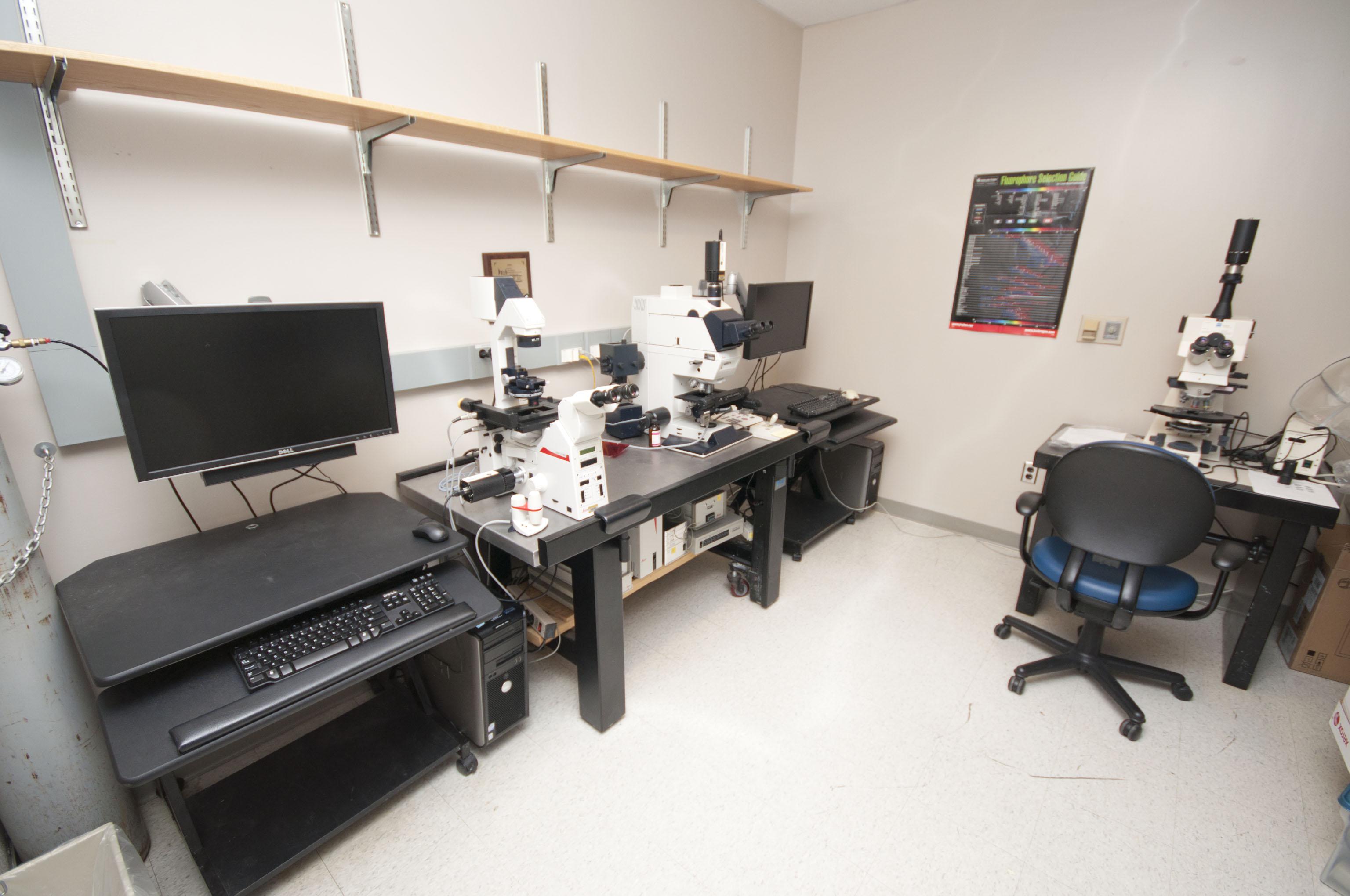 Pediatrics Imaging/Microscope Core