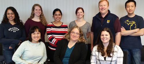 Dawid lab members and associates