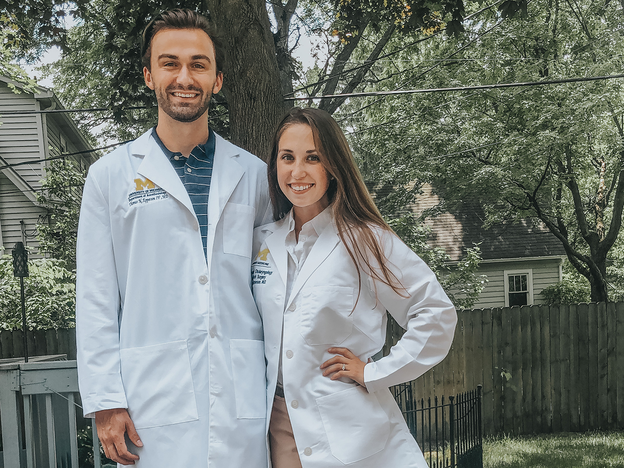 Drs. Thomas and Madison Epperson